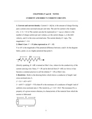 PHYS-102Ch-27and28-NOTES copy