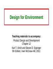 Design_for_Environment-Ch12.ppt