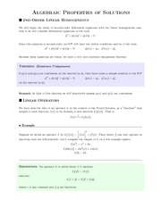 AlgebraicProperties