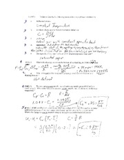 old Exam 1 solutions