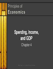 principles of economics chapter 4