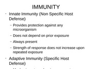 BSC Chapter 15 - Immunity