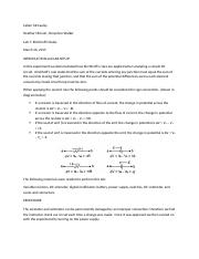 2Lab Report 7_Kirchhoff's Rule