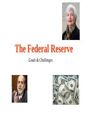 Intro to the Federal Reserve 2015.ppt