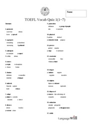 답! Base TOEFL 1 (Book1_1~8)