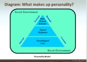 what makes up personality diagram