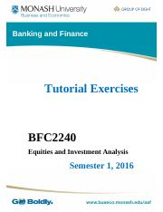 BFC2240 S1 2016 Tutorial Solution Topic 7 Week 8 31Jan2016.pdf