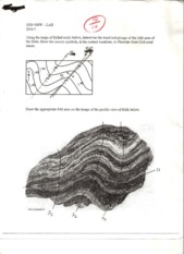 Structural GeologyQuiz 5