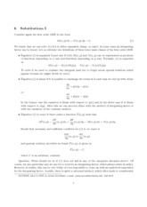 Introduction to Ordinary Differential Equations Lecture 6 Notes