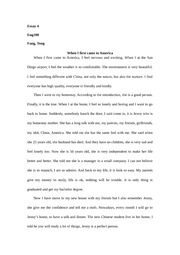 essay on notes for eng100