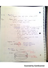 Physics: Magnetism Notes
