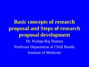 Basic_concepts_of_research_proposal_and_Steps_of