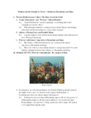 Hist151 Notes 2.11