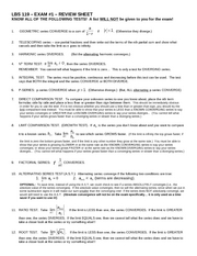 LBS_119_Review_Sheet_EXAM__1_-_Sp_08