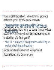 ch-10 Vertical and Horizontal Integration(1) (3).ppt