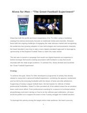 Nivea for Men case study.docx
