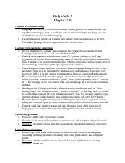 Study Guide 2 (REAL)