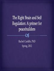 The Right Brain and Self Regulation.pdf
