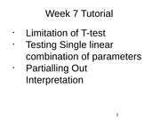 Tutorial note hypothesis testing 27 Feb 2015