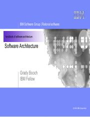 SoftwareArchitecture