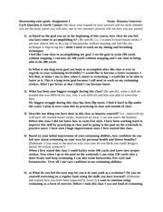 Assignment 2--Goal Reflection-1