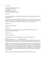 3 pages 033 appeal letter sample manifest oversight