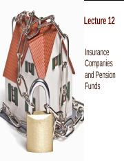 Lec12-Insurance & Pension Funds.ppt
