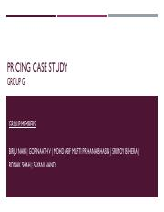 Group G_Casestudy