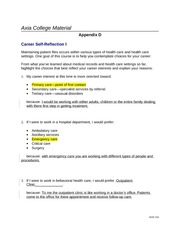 hca 210 week 2 assignment Psy 410 week 2 individual assignment assignment worksheet complete the university of phoenix material: week two assignment worksheet click the assignment files tab.