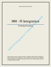 Sap fi business blueprint questionnaire sample fi module sap r3 44 pages sap mm fi integration training document malvernweather Choice Image