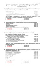 37 - Income statement