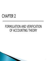 Chapter 2 Formulation and Verification of Accounting Theory_BKAR3053.ppt