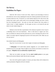 Clash of Titans Paper Guidelines
