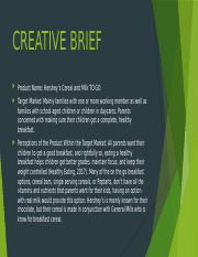 Cereal Product Promotion- Creative Brief.pptx