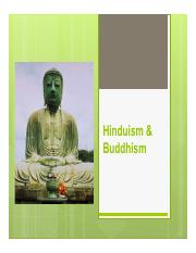Lecture 4 - Hinduism and Buddhism (1) 2.pdf