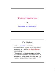 Chemical equilibrium notes.pd