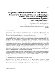 InTech-Polymers_in_the_pharmaceutical_applications_natural_and_bioactive_initiators_and_catalysts_in