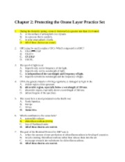 Chapter 2 practice set