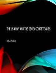 US ARMY AND 7 COMPETENCIES .pptx