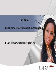 5.FAC3704_Consolidated Cash Flow_NOTES.ppt