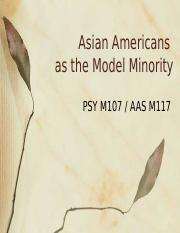 L8 Model Minority revised