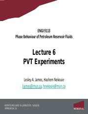 ENGI 9113 - Lecture 6&7 PVT Experiments.pdf