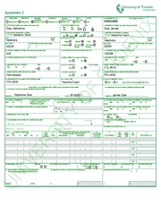 Hcr 220 Complete a CMS 1500 Claim Form - Appendix C MEDICAID ...