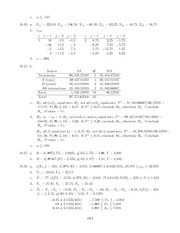 HW Solutions Stat 64