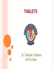 5 Tablets