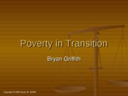 GriffithPoverty
