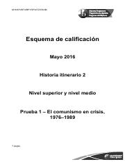 History_route_2_paper_1_Communism_in_crisis_1976-89_HLSL_markscheme_Spanish.pdf