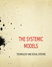 315 new SYSTEMIC MODELS spring 2017.pptx
