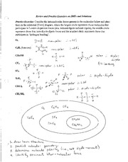 Review Problems and Solutions 1
