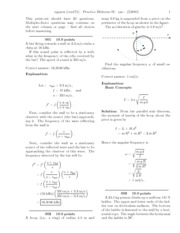 Practice Midterm 03-solutions